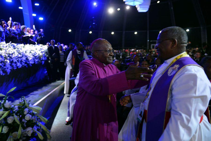 L'archevêque Desmond Tutu
