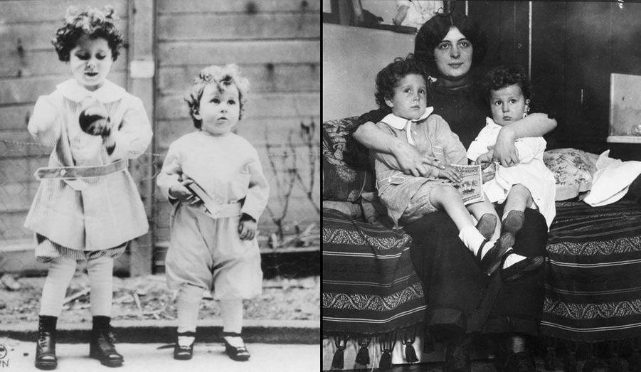 Edmond et Michel Navratil, nés à Nice, mieux connus sous le nom des Orphelins du Titanic, sont les seuls enfants à avoir survécu au naufrage du Titanic sans leurs parents. Emmenés par leur père sur le bateau, ils ont été pris en charge par une première classe parlant Français, jusqu'à ce qu'ils retrouvent leur mère Marcelle le 16 mai.