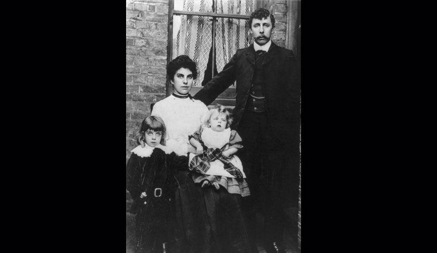 Cette famille eu la chance de faire partie des voyageurs sauvés.