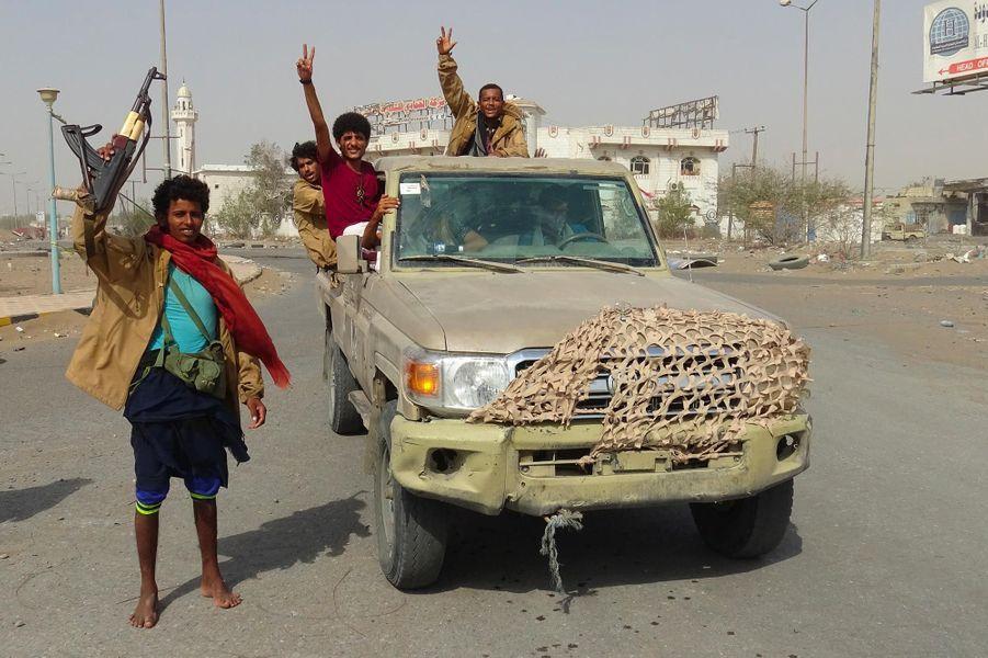 Une trêve est entrée en vigueur à Hodeida, au Yémen.