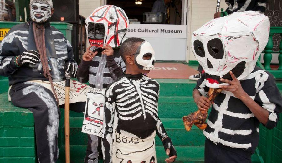 La Nouvelle-Orléans a célébré hier le Mardi Gras. L'occasion d'une belle fête et de costumes délirants pour plusieurs troupes et associations de la plus francophile des villes américaines.
