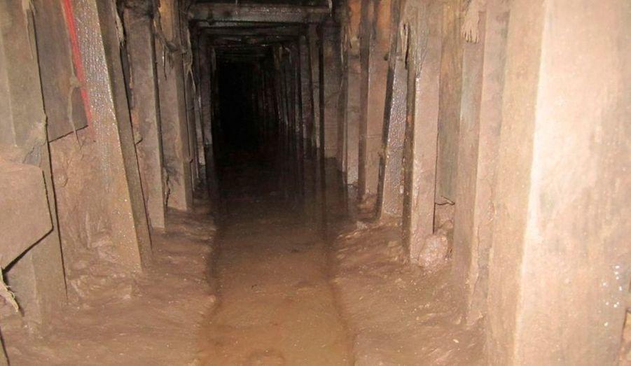 Le tunnel, vu de l'intérieur