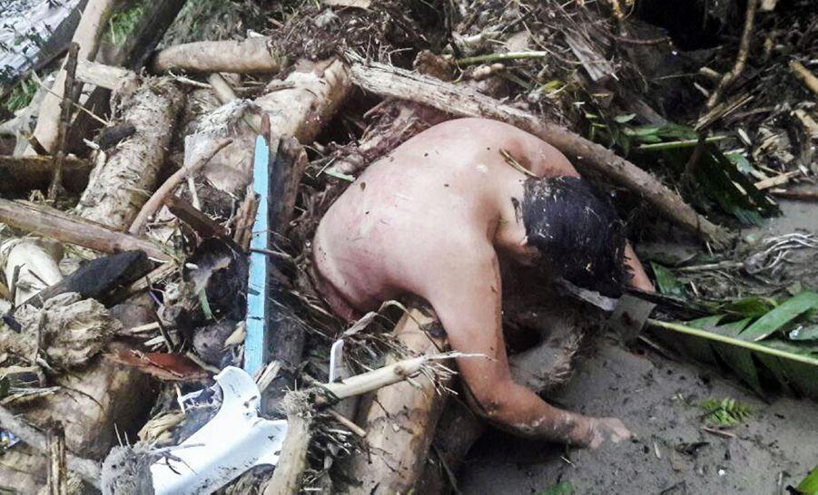Une Coulée De Boue Dans Le Sud De La Colombie Fait Des Dizaines De Morts 5