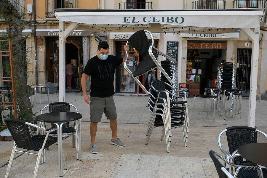 Tarragona, le 11 mai 2020 en Espagne.
