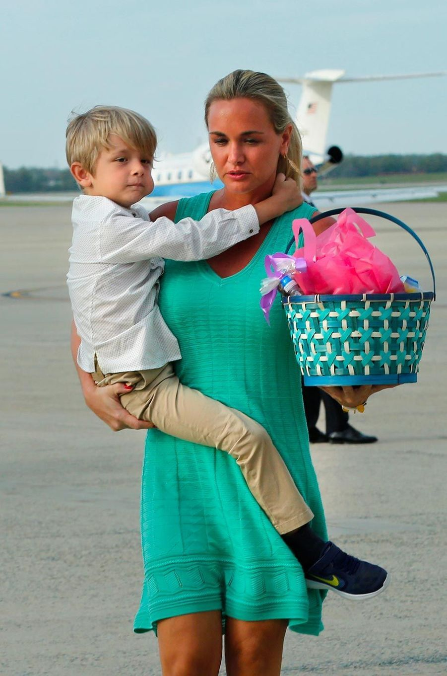 Vanessa Trump, en avril 2017.