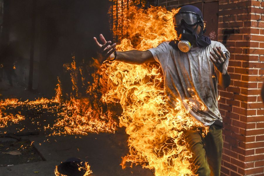 Les manifestations au Venezuela ont déjà fait 35 morts.