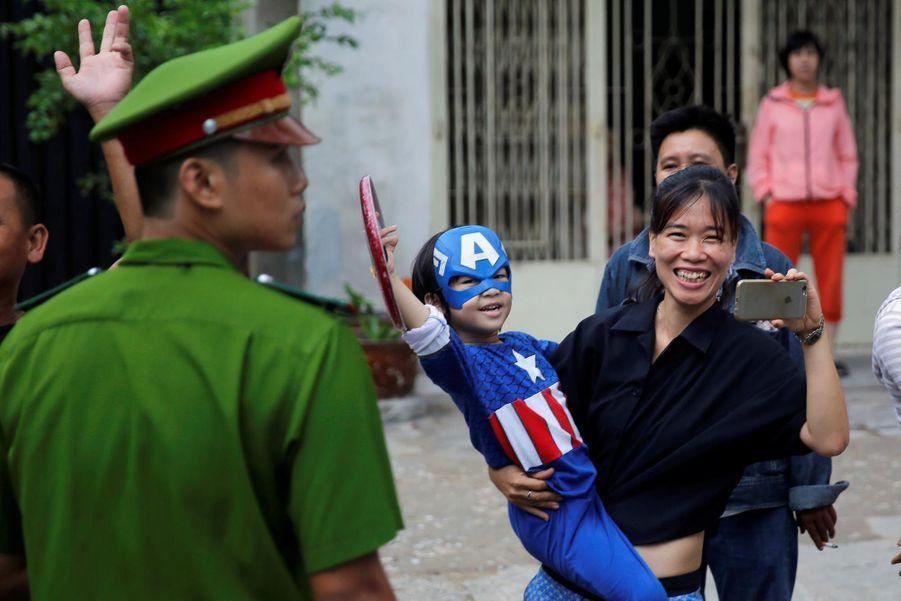 Vietnam: Obama se rattrape sur les droits de l'Homme