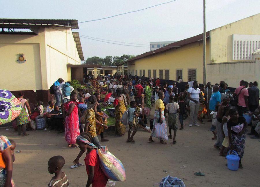Violences au Congo : les Brazzavillois fuient les quartiers Sud