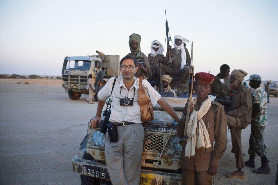 Décembre1990, Benoit est au Tchad, le général Idriss Déby vient de renverser Hissène Habré.