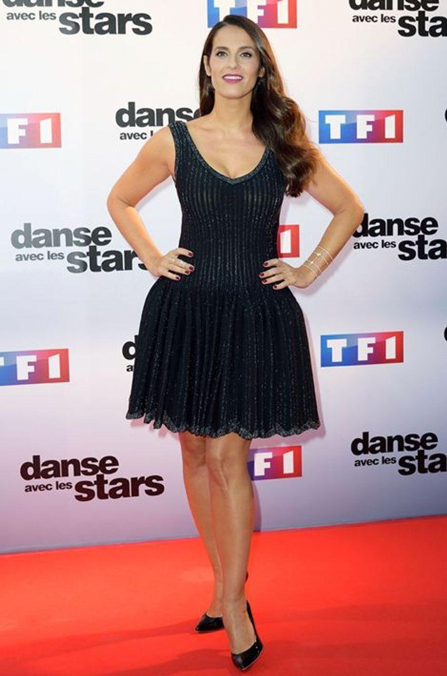 Danse avec les stars 5 : la chanteuse Elisa Tovati