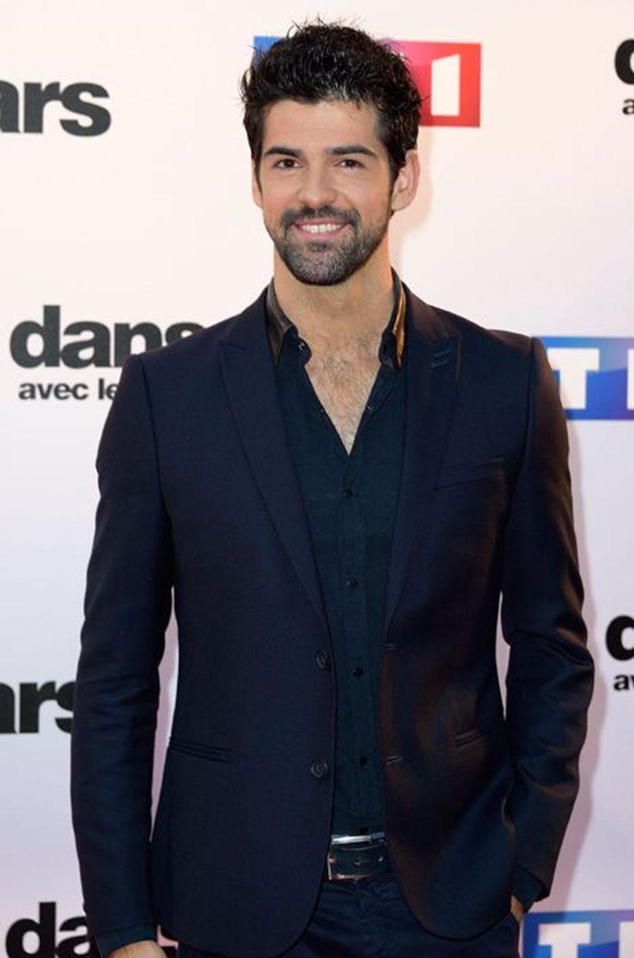 Danse avec les stars 5 : le comédien Miguel Angel Munoz