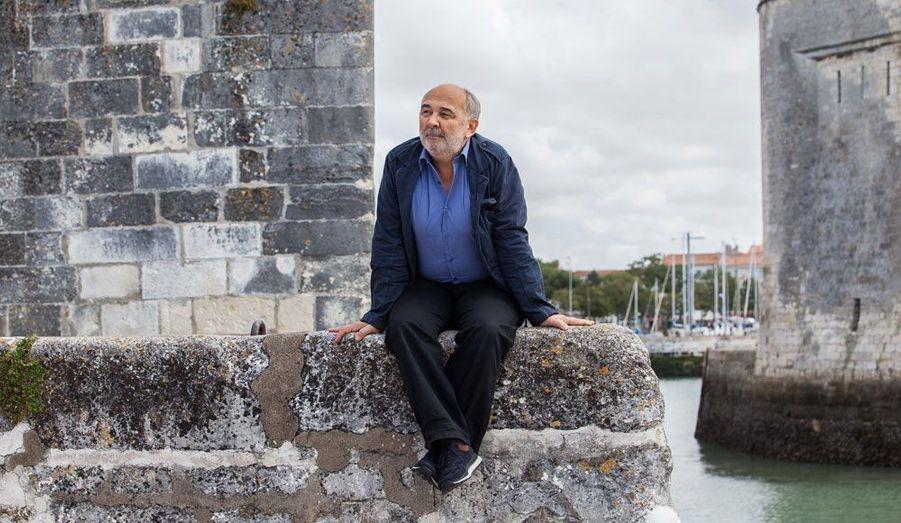 """Gérard Jugnot a eu le plaisir de défendre """"Merlin"""", téléfilm évènement prochainement diffusé sur TF1."""