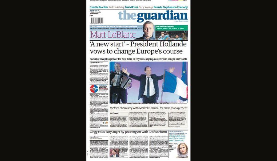 Le seconde tour de la présidentielle française a fasciné bien au-delà de nos frontières. De l'Angleterre voisine à Dubaï, voici les Unes de quinze journaux étrangers.