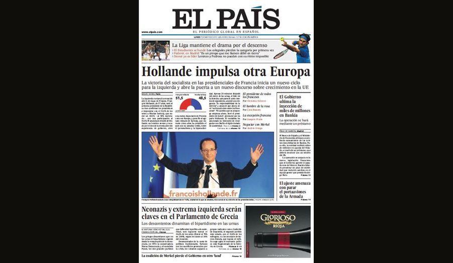 Une autre Europe pour El Pais (Espagne)