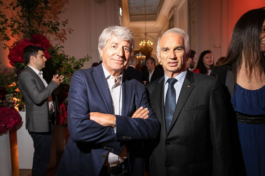 Alain Genestar, Alain Terzian.