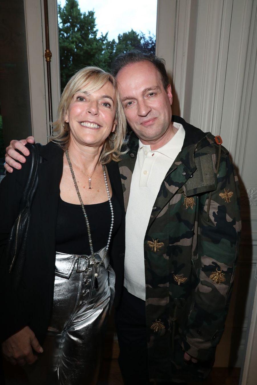 Patricia Goldman, Hervé Herau.