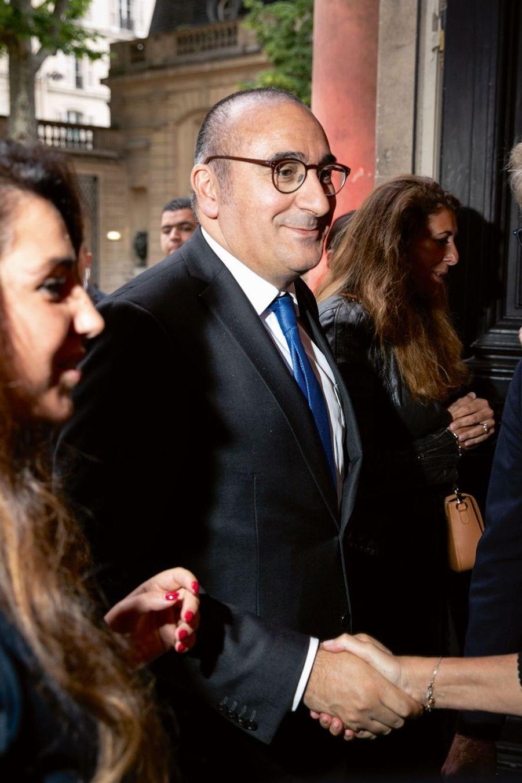 Laurent Nuñez, secrétaire d'Etat auprès du ministre de l'Intérieur.