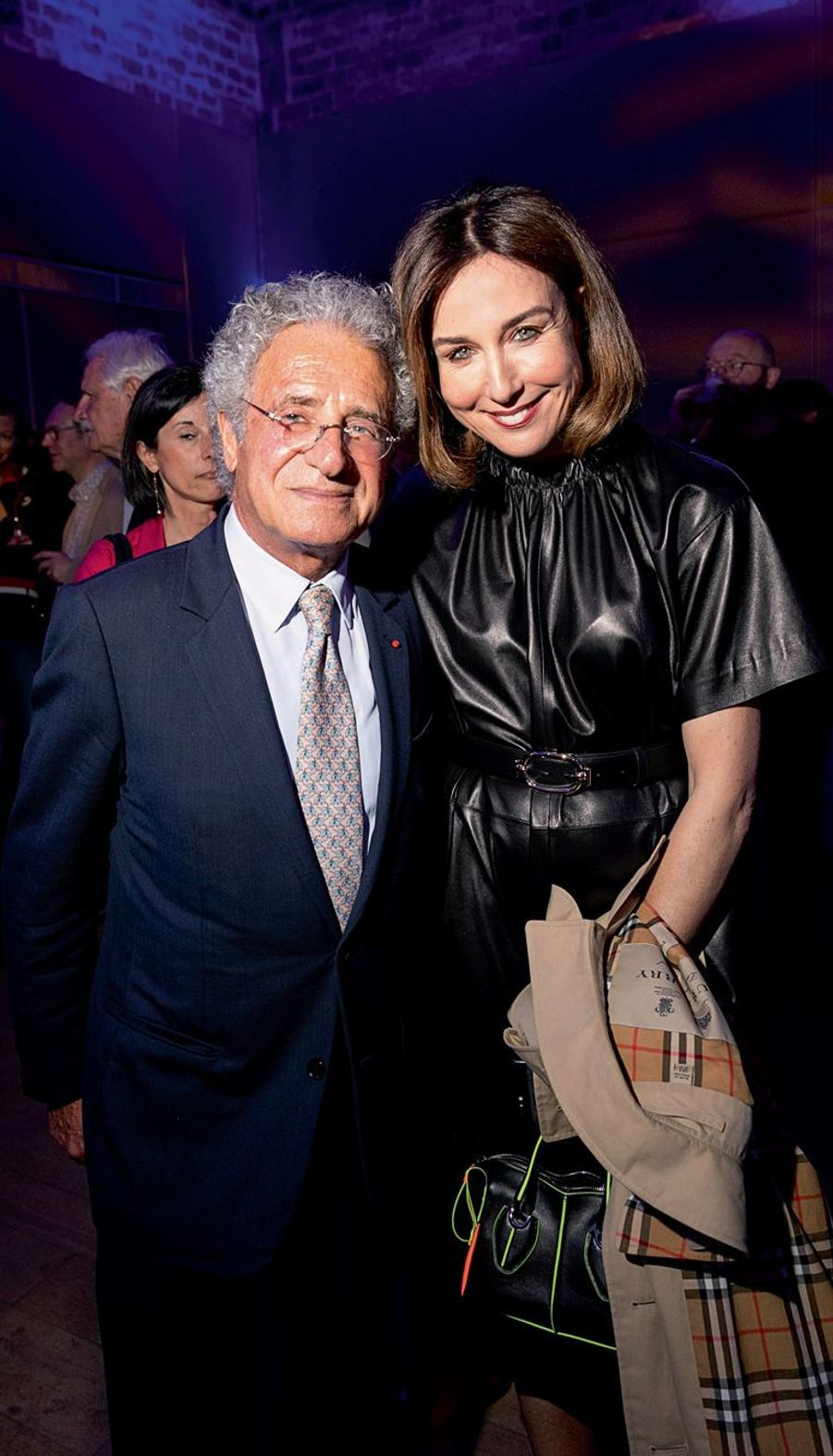 Laurent Dassault et Elsa Zylberstein.