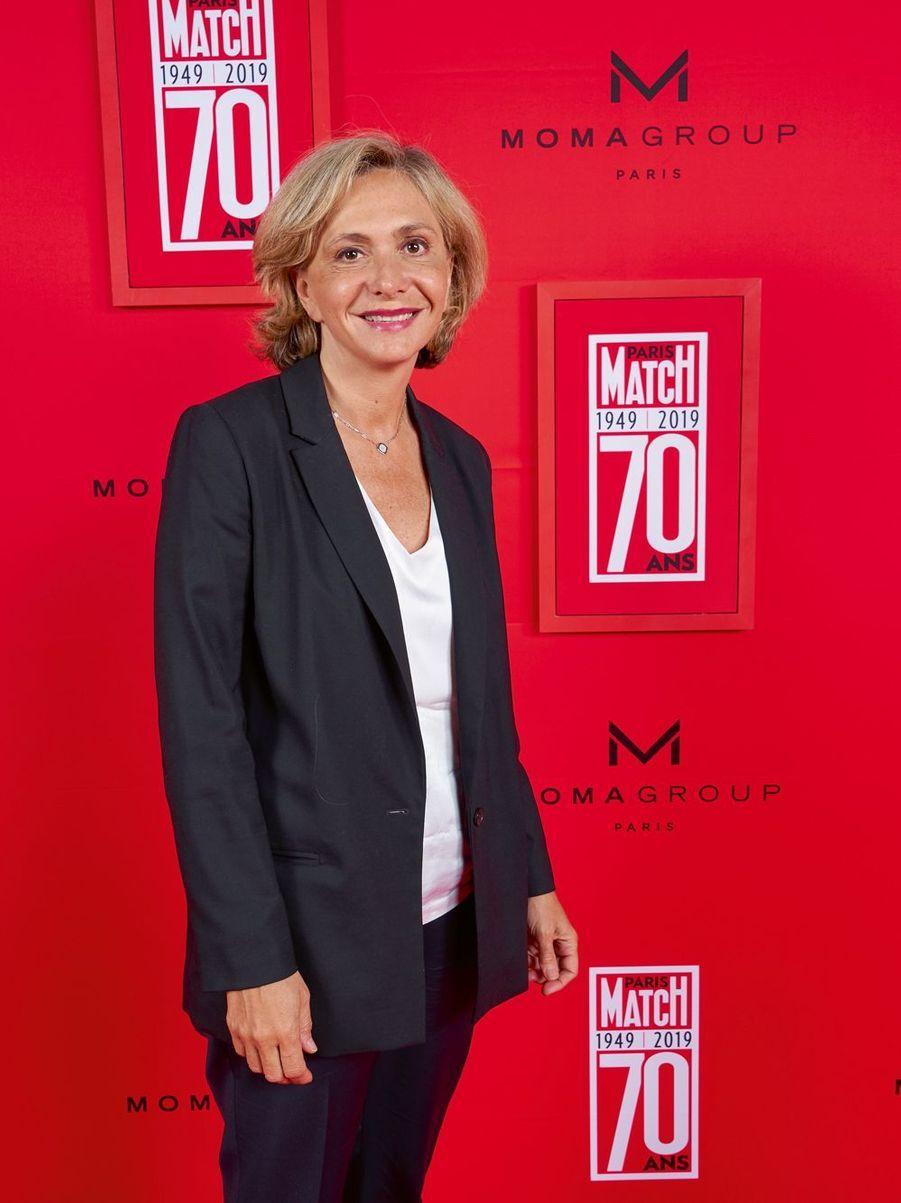 Valérie Pécresse, présidente de la région Ile-de-France.