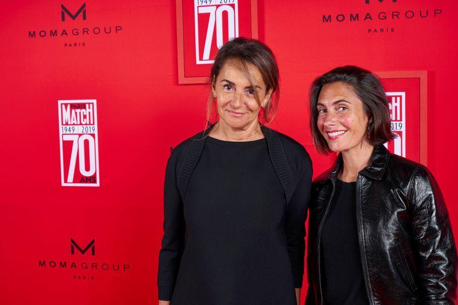 Constance Benqué, Alessandra Sublet.