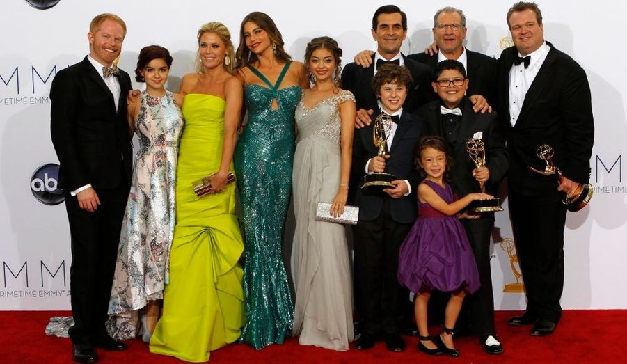"Le casting de ""Modern Family"""
