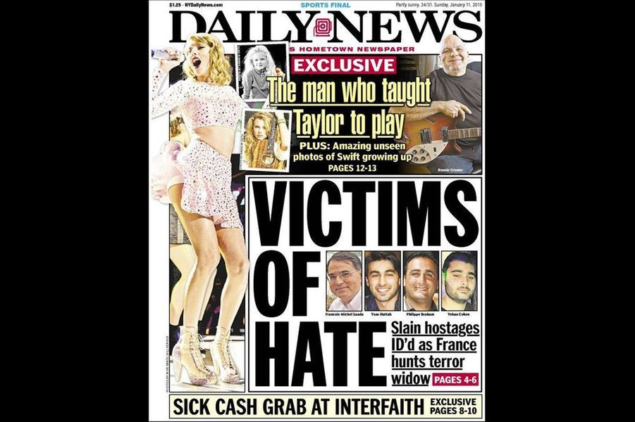New York Daily News - Etats-Unis
