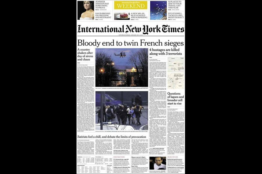 New York Times - Etats-Unis
