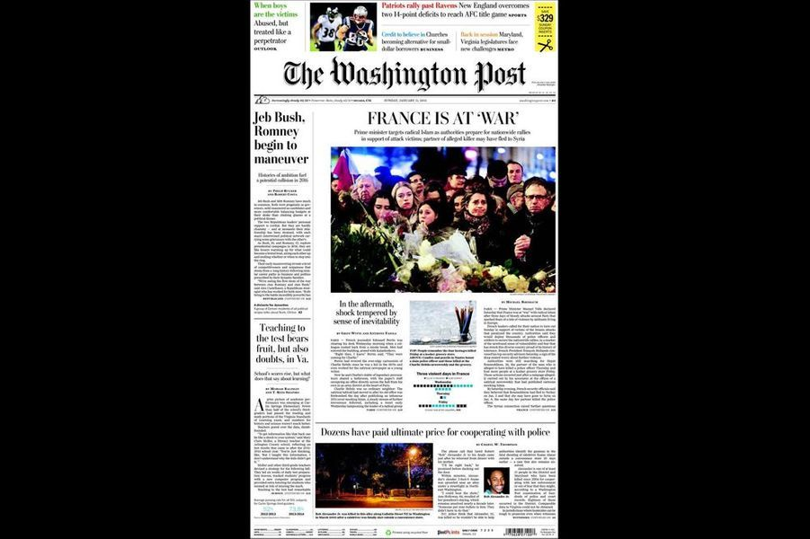Washington Post - Etats-Unis