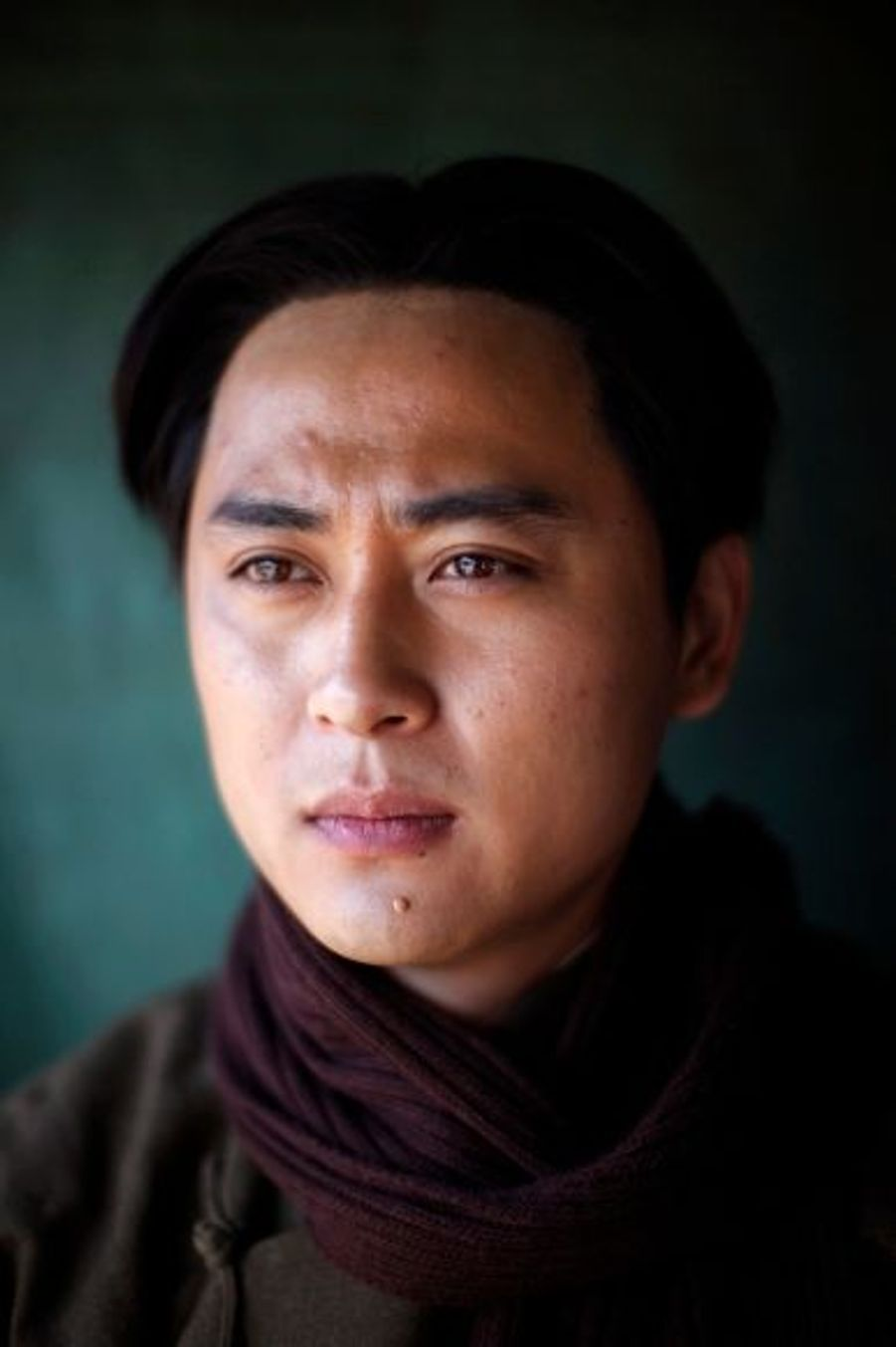 Un jeune Mao