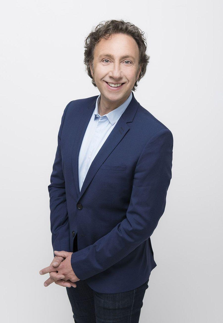 8 - Stéphane Bern