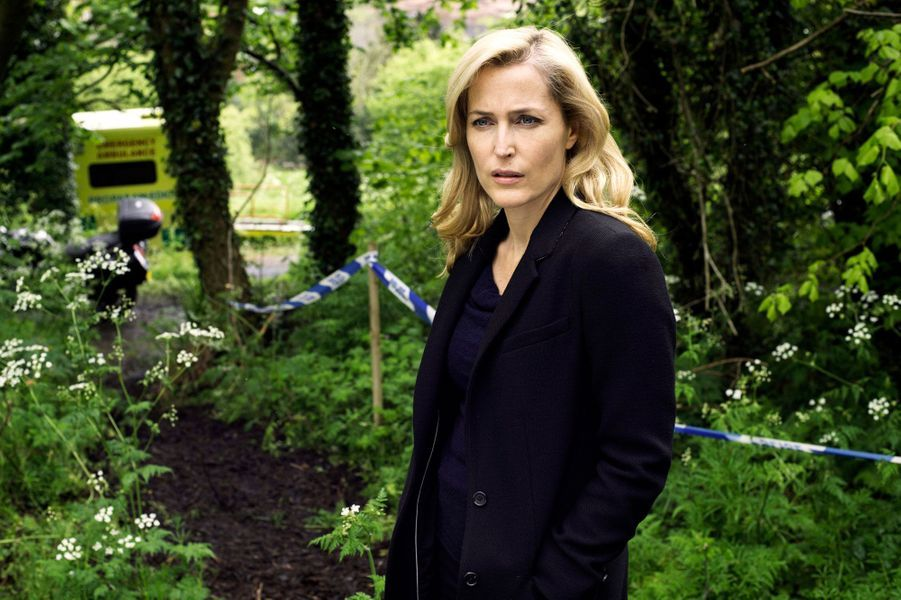 Stella Gibson (Gillian Anderson) dans 'The Fall'