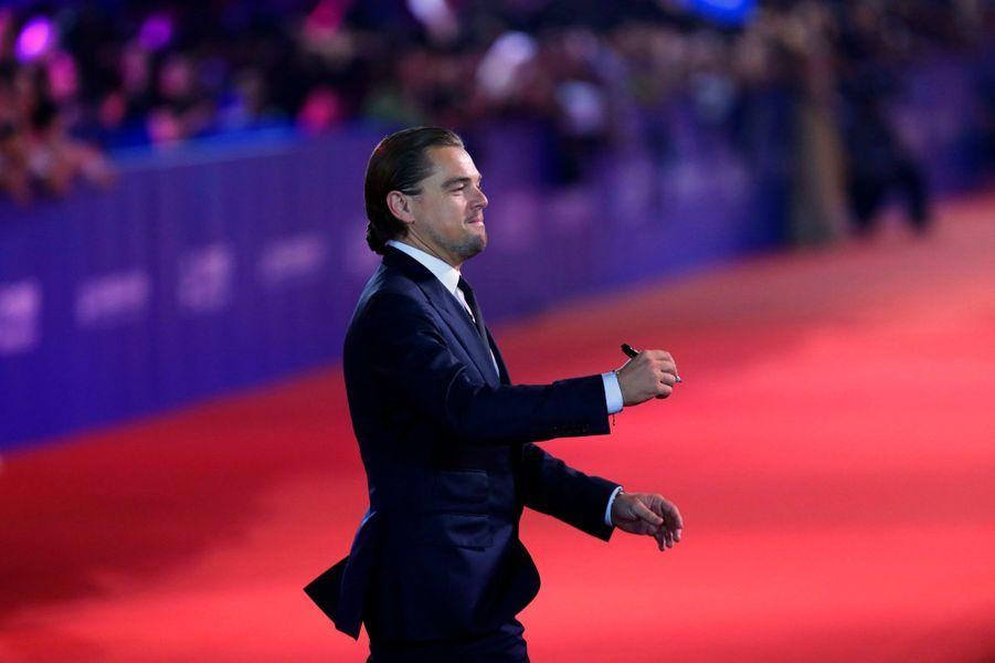 L'année 2013 fut celle de la folie des grandeurs pour Leonardo DiCaprio. Magnifique Gatsby pour Baz Luhrmann, il sera sur les écrans la semaine prochaine, incarnant pour Scorsese un génial Jordan Belfort, financier filou emporté par son amour fou pour l'argent.Le portrait de «Leo» par Catherine Schwaab