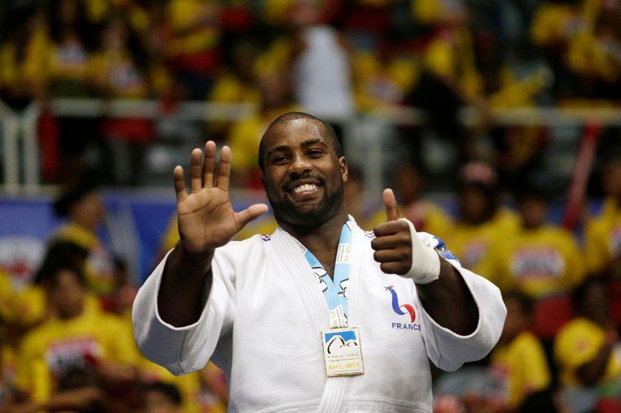 Sacré champion du monde pour la sixième fois, Teddy Riner est entré dans la légende du judo.Teddy Riner, champion au grand coeur