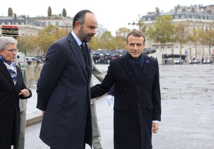 11 novembre : Macron Inaugure Un Monument Aux Soldats Morts En Opérations Extérieures 1