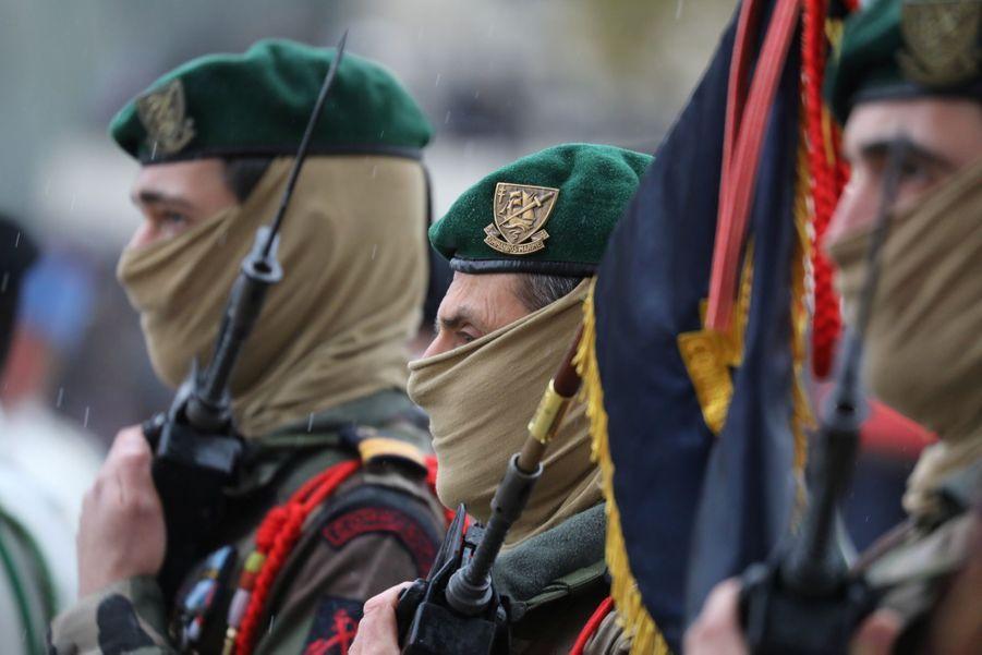 11 novembre : Macron Inaugure Un Monument Aux Soldats Morts En Opérations Extérieures 10