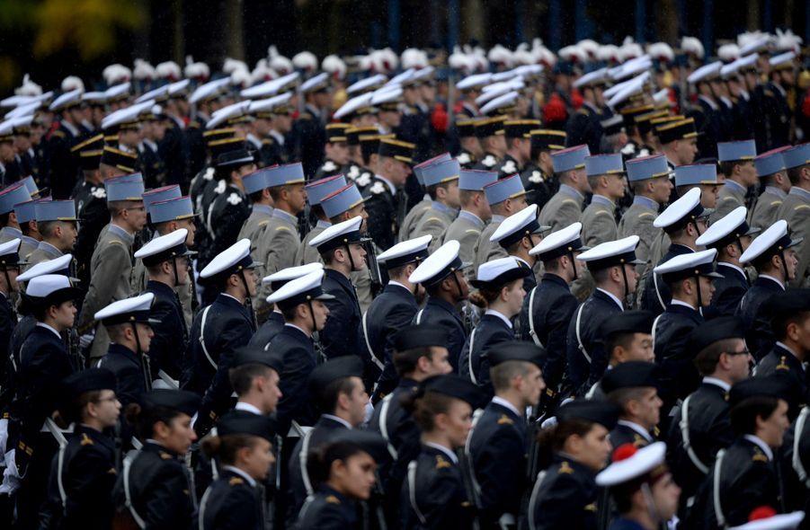 11 novembre : Macron Inaugure Un Monument Aux Soldats Morts En Opérations Extérieures 12