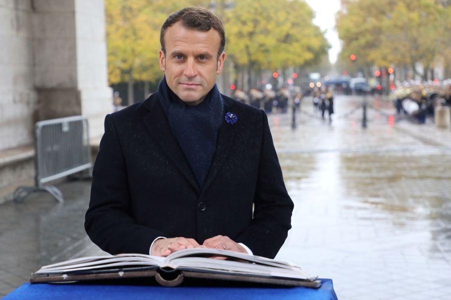 11 novembre : Macron Inaugure Un Monument Aux Soldats Morts En Opérations Extérieures 17