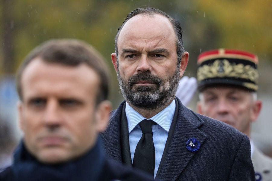 11 novembre : Macron Inaugure Un Monument Aux Soldats Morts En Opérations Extérieures 19