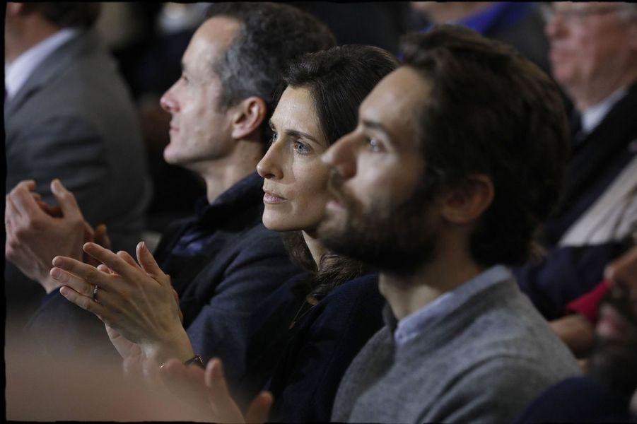 Marie Fillon, dimanche au meeting de La Villette.