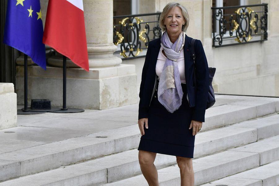 Sophie Cluzel, secrétaire d'Etat chargée des personnes handicapées.