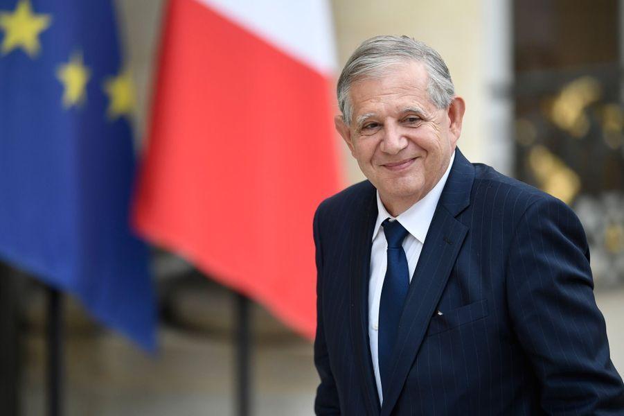 Jacques Mézard, ministre de l'Agriculture.