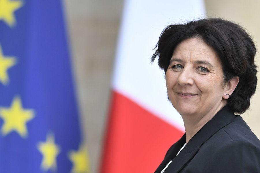 Frédérique Vidal en charge de l'Enseignement supérieur.