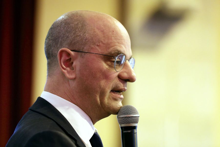 Jean-Michel Blanquer , ministre de l'Education nationale.