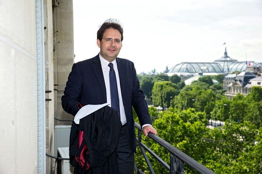 Il a été deux fois au gouvernement (au Commerce et à l'Intérieur), il vient de faire son entrée au barreau. Matthias Fekl est aujourd'hui associé dans le cabinet d'avocats parisien KGA.