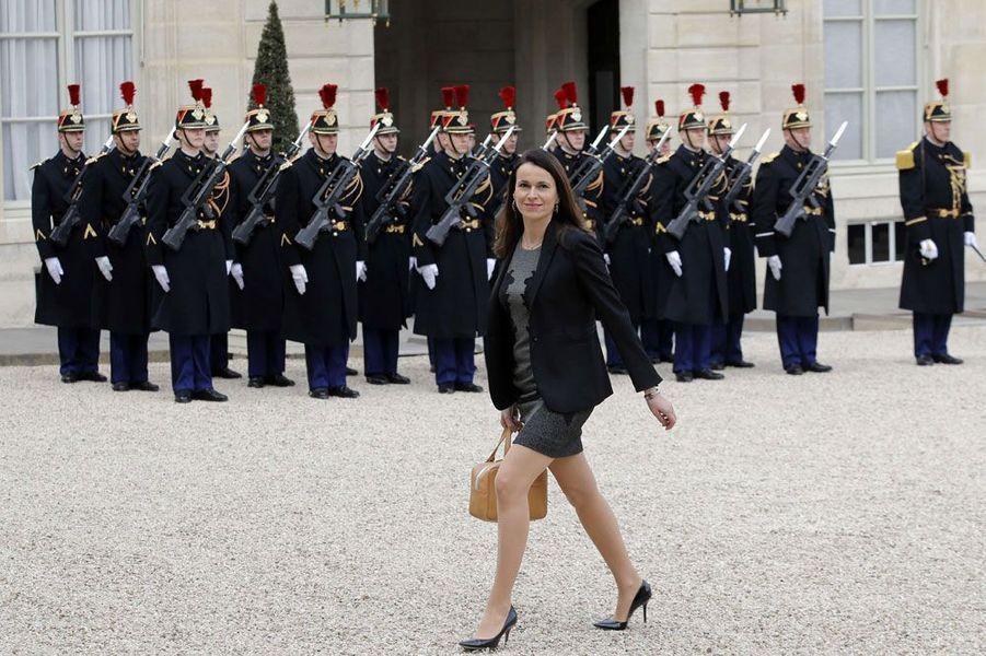 Aurélie Filippetti reste rue de Valois : elle est reconduite au ministère de la Culture