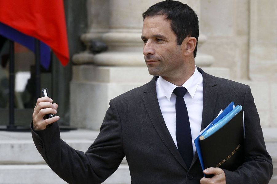 Benoît Hamon obtient un gros portefeuille avec l'Education nationale.