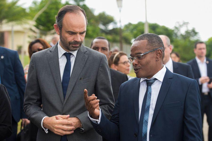 """Édouard Philippe Aux Antilles Pour """"effacer Les Cicatrices"""" D'Irma Et Maria 5"""