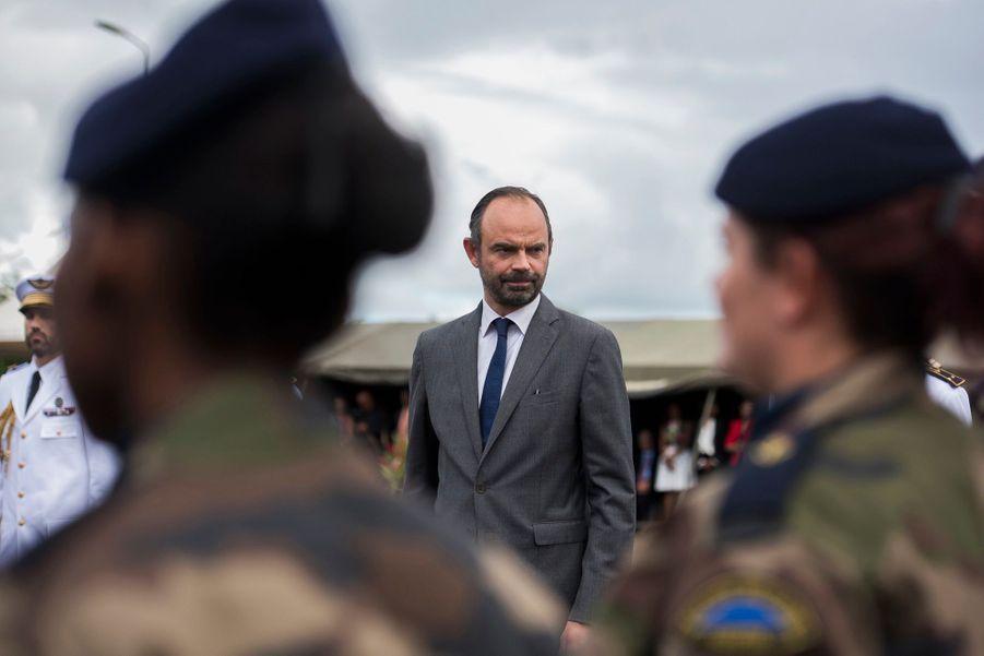 """Édouard Philippe Aux Antilles Pour """"effacer Les Cicatrices"""" D'Irma Et Maria 6"""