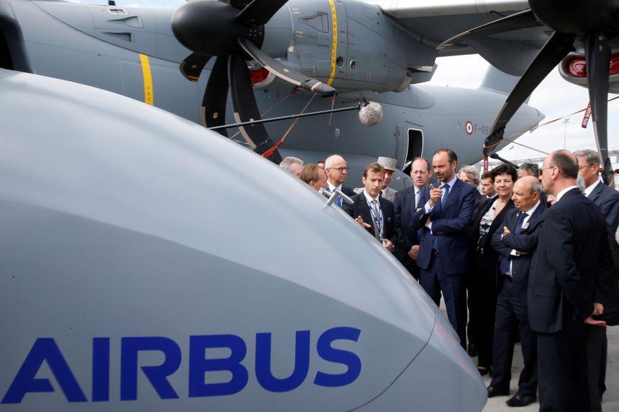 Présentation de l'hélicoptère VSR 700 d'Airbus.