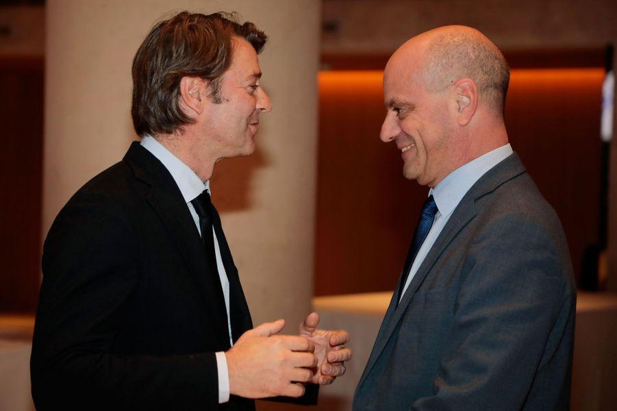 François Barroin et Jean-Michel Blanquer